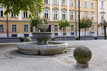 Plečnik and water: Plečnik's fountains in the city, guided tour with curator Ana Porok