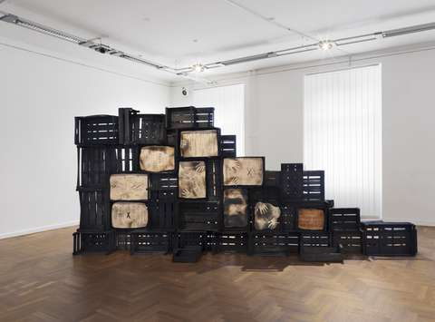 Dragica Čadež, A Story of Wood and Clay, City Art Gallery Ljubljana, 2020