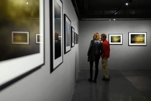 Guided tour of the DK: SCOTOMA exhibition