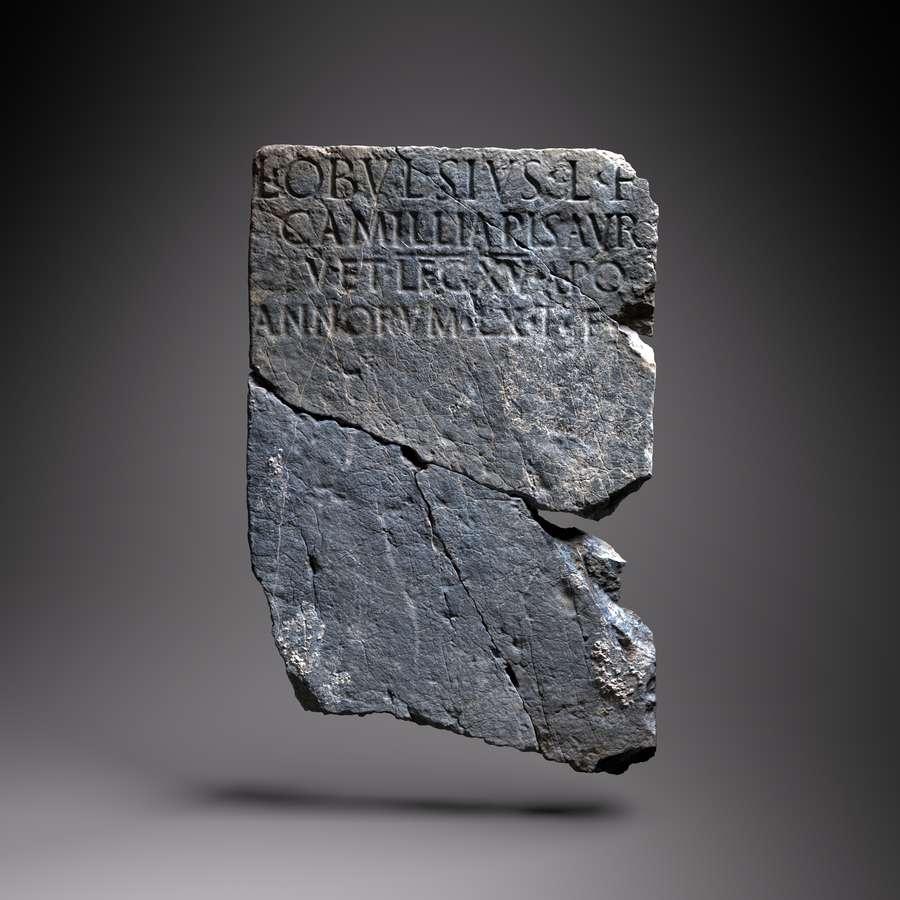 Nagrobni spomenik veterana 15. Apolonove legije